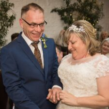 Ryan Hughes Photography - Wedding Photography - Bride and Groom Exchanging Rings