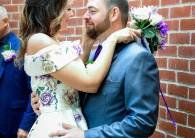Alex and Anita's Wedding in June 2017 - Shot by Ryan Hughes Photography - Huntingdon Registry Office-134