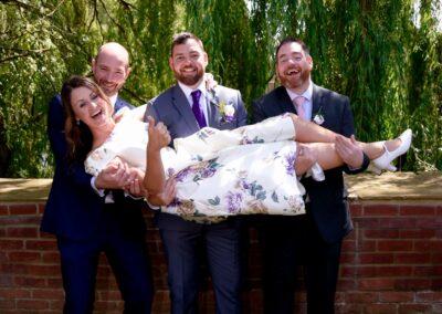 Alex and Anita's Wedding in June 2017 - Shot by Ryan Hughes Photography - Huntingdon Registry Office-293