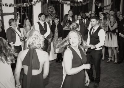 Dan and Gemma's Wedding Photography at Bedford Barns Hotel Wedding Venue, Bedfordshire - Ryan Hughes Photography - 34