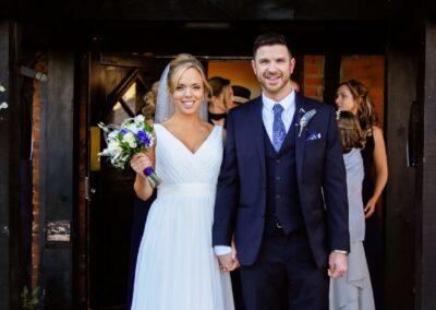 Dan and Gemma's Wedding Photography at Bedford Barns Hotel Wedding Venue, Bedfordshire - Ryan Hughes Photography - 42