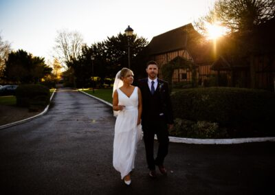 Dan and Gemma's Wedding Photography at Bedford Barns Hotel Wedding Venue, Bedfordshire - Ryan Hughes Photography - 54
