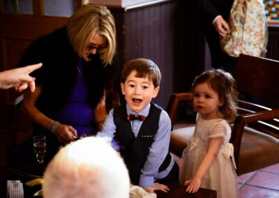 Dan and Gemma's Wedding Photography at Bedford Barns Hotel Wedding Venue, Bedfordshire - Ryan Hughes Photography - 71