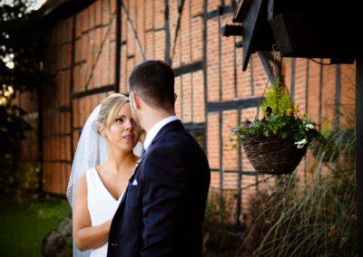 Dan and Gemma's Wedding Photography at Bedford Barns Hotel Wedding Venue, Bedfordshire - Ryan Hughes Photography - 84