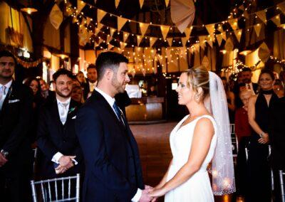 Dan and Gemma's Wedding Photography at Bedford Barns Hotel Wedding Venue, Bedfordshire - Ryan Hughes Photography - 88