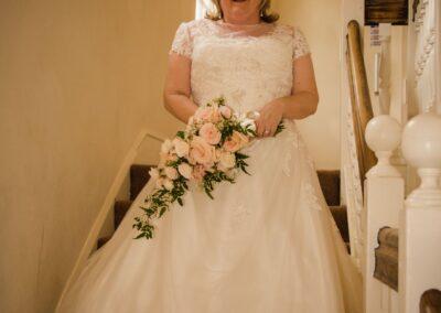 Dawn and Stuart's Wedding Photography - The George Hotel, Buckden, Huntingdon, Cambridgeshire - Ryan Hughes Photography - 10