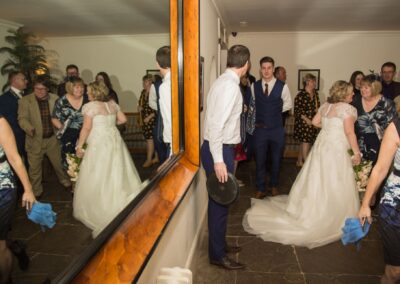 Dawn and Stuart's Wedding Photography - The George Hotel, Buckden, Huntingdon, Cambridgeshire - Ryan Hughes Photography - 139
