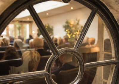 Dawn and Stuart's Wedding Photography - The George Hotel, Buckden, Huntingdon, Cambridgeshire - Ryan Hughes Photography - 18