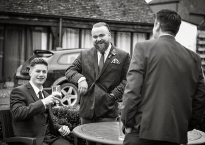 Dawn and Stuart's Wedding Photography - The George Hotel, Buckden, Huntingdon, Cambridgeshire - Ryan Hughes Photography - 213