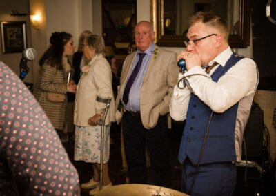 Dawn and Stuart's Wedding Photography - The George Hotel, Buckden, Huntingdon, Cambridgeshire - Ryan Hughes Photography - 312