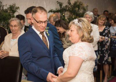 Dawn and Stuart's Wedding Photography - The George Hotel, Buckden, Huntingdon, Cambridgeshire - Ryan Hughes Photography - 58
