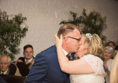 Dawn and Stuart's Wedding Photography - The George Hotel, Buckden, Huntingdon, Cambridgeshire - Ryan Hughes Photography - 82