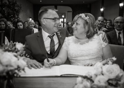 Dawn and Stuart's Wedding Photography - The George Hotel, Buckden, Huntingdon, Cambridgeshire - Ryan Hughes Photography - 97