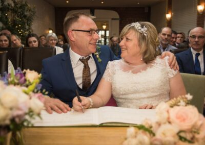 Dawn and Stuart's Wedding Photography - The George Hotel, Buckden, Huntingdon, Cambridgeshire - Ryan Hughes Photography - 98