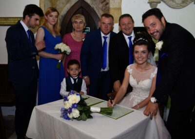 Gavin and Monika's Italian-Polish Wedding in May 2017 - Shot by Ryan Hughes Photography-230