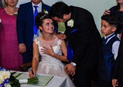 Gavin and Monika's Italian-Polish Wedding in May 2017 - Shot by Ryan Hughes Photography-239