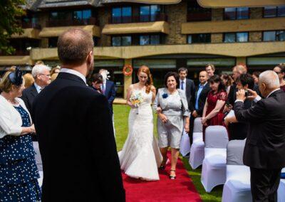 Matt and Delia's Wedding Photography at Cambridge Hilton DoubleTree - Ryan Hughes Photography-90