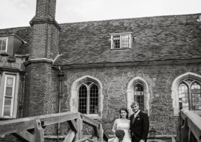 Sam and Joey's Wedding - Queens College (University of Cambridge) and Hallmark Hotel (Bar Hill)-119