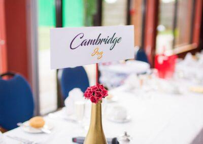 Sam and Joey's Wedding - Queens College (University of Cambridge) and Hallmark Hotel (Bar Hill)-127