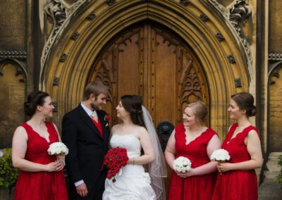 Sam and Joey's Wedding - Queens College (University of Cambridge) and Hallmark Hotel (Bar Hill)-93