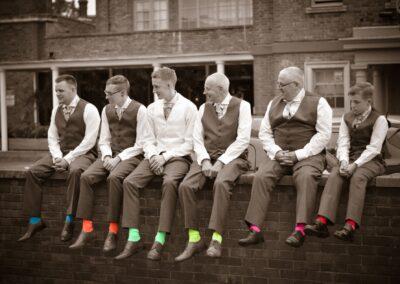 Wedding Photography in St. Paul's Church, Letchworth, Hertfordshire - Ryan Hughes Photography - 100