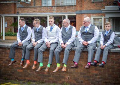 Wedding Photography in St. Paul's Church, Letchworth, Hertfordshire - Ryan Hughes Photography - 102