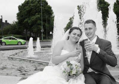 Wedding Photography in St. Paul's Church, Letchworth, Hertfordshire - Ryan Hughes Photography - 43