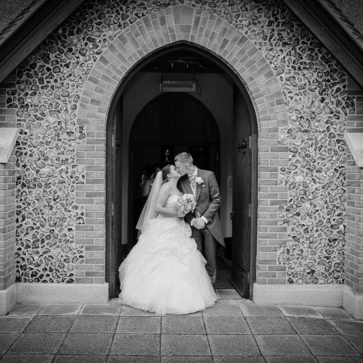 Wedding Photography in St. Paul's Church, Letchworth, Hertfordshire - Ryan Hughes Photography - 158